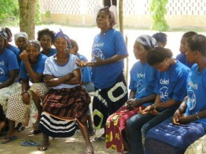 Kekeli Women at Recent Training Workshop